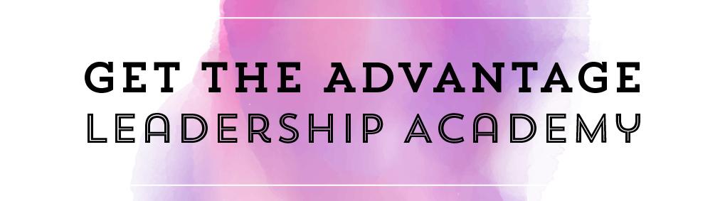 Get The Advantage Logo Banner